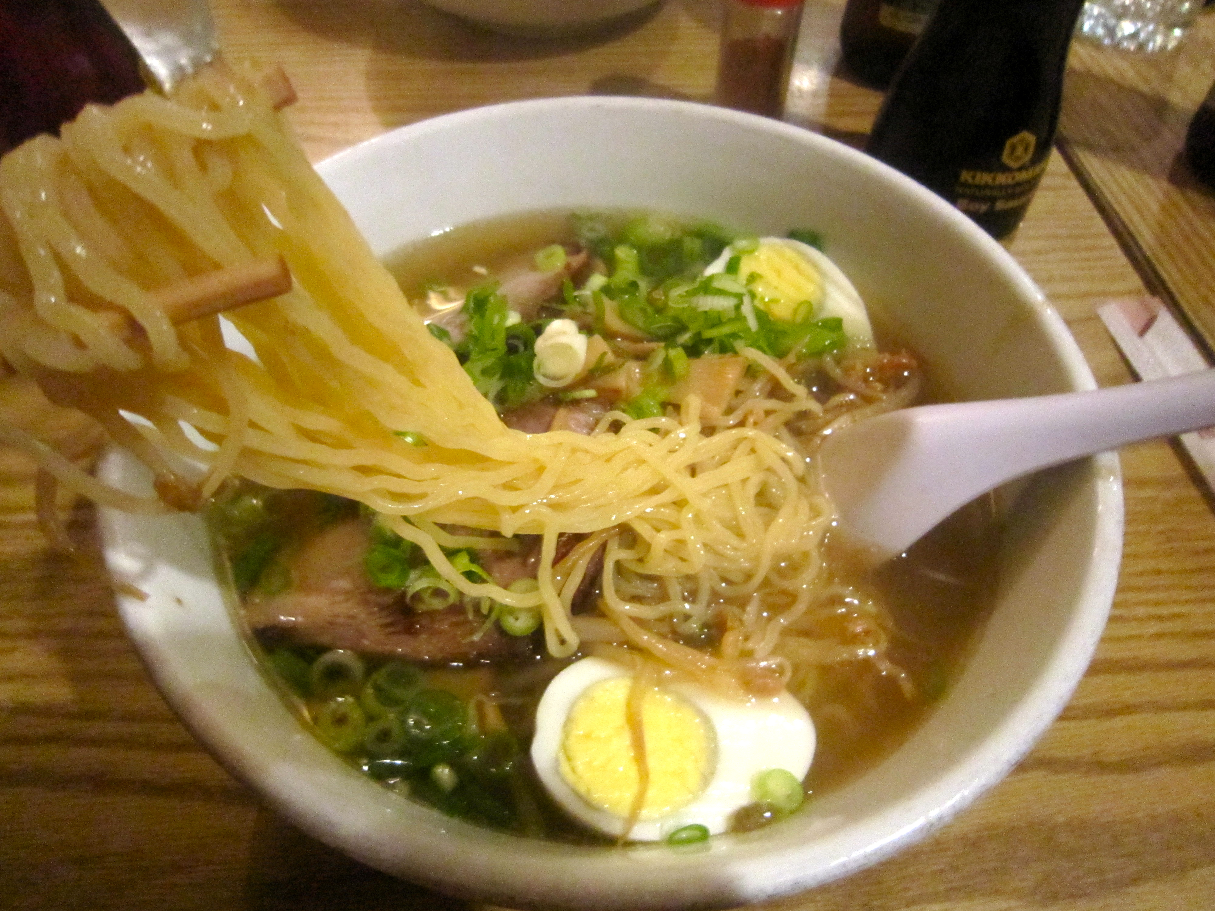 Shio Ramen / Want More Right Now – Ramshackle Glam