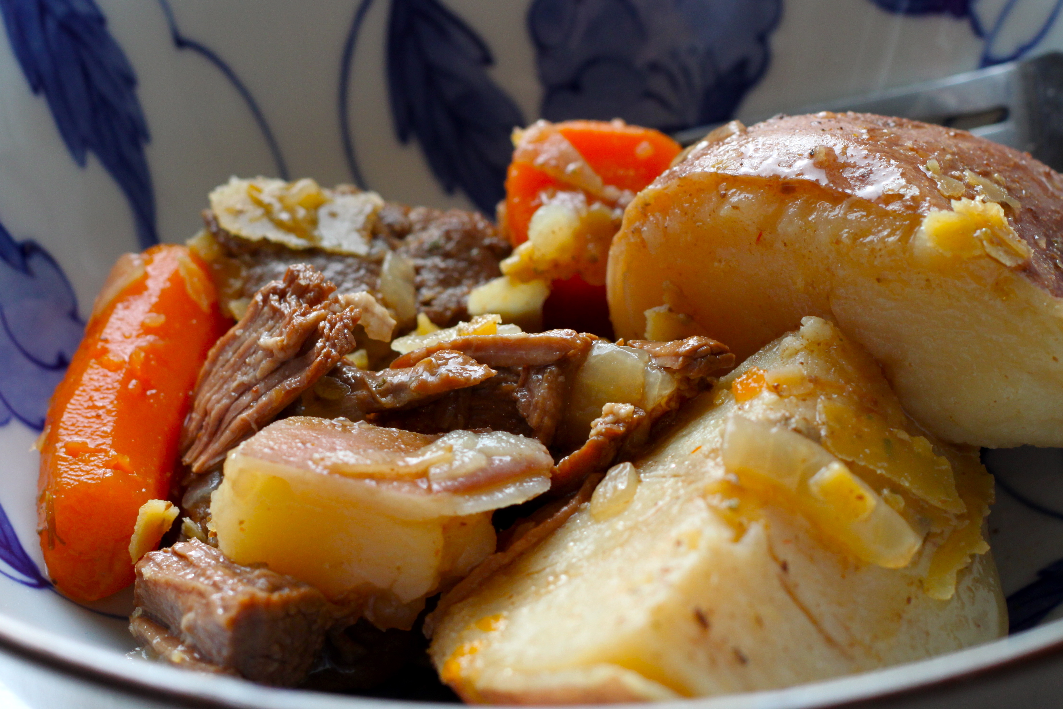 BEEF & BEER STEW (serves 2 with leftovers)