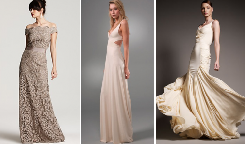 Reader Question / Non-Traditional Wedding Dresses