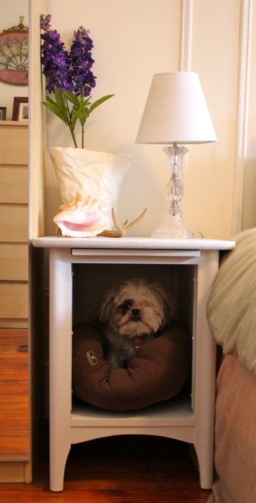 Diy Dog Bed Rehab Ramshackle Glam