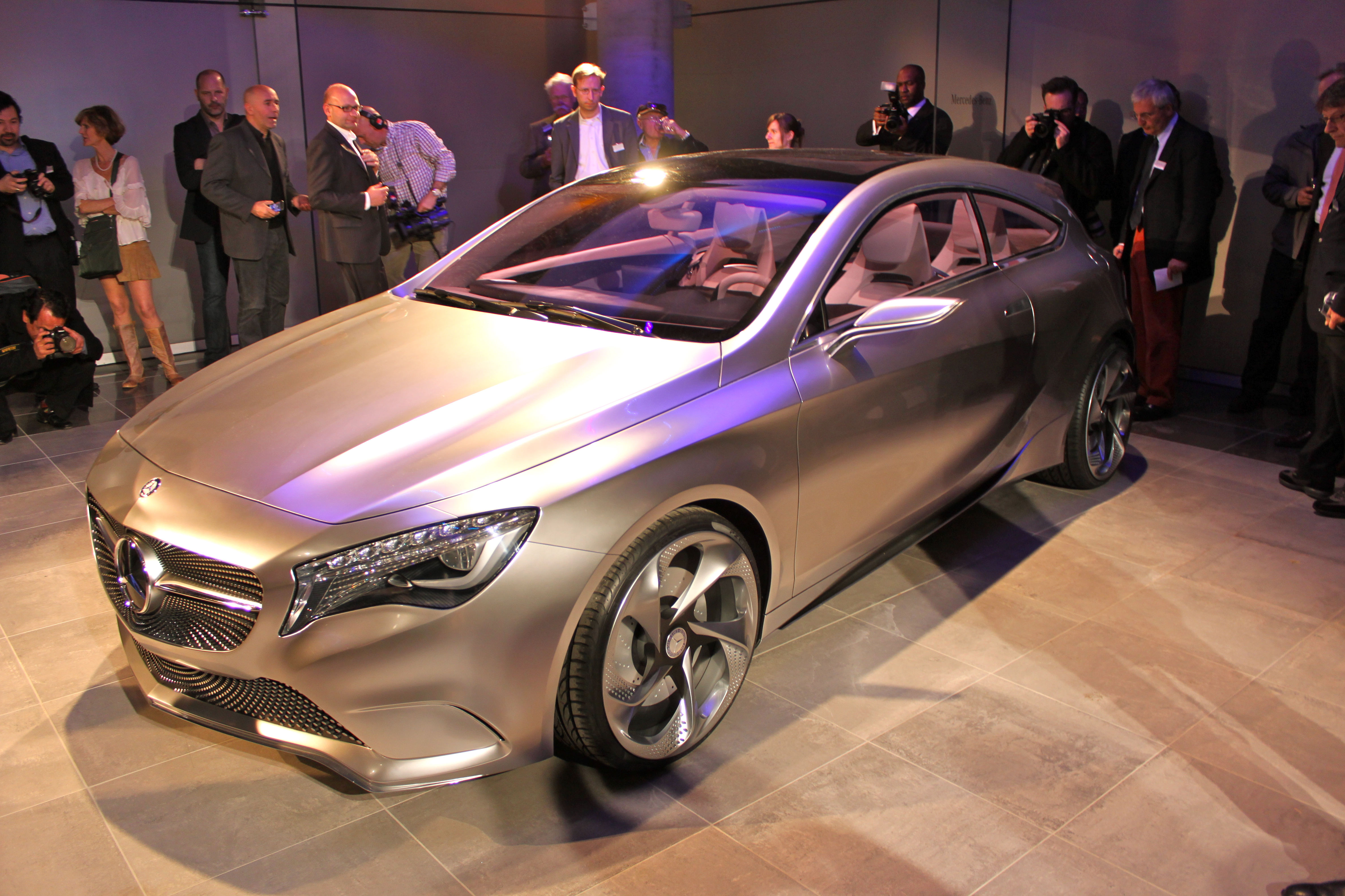 Mercedes-Benz Concept Car Unveiling Party - Ramshackle Glam