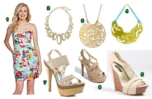 What To Wear Summertime Garden Wedding Ramshackle Glam
