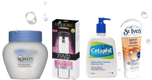dry skin help