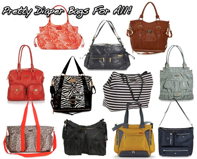 Best Diaper Bags | Ramshackle Glam