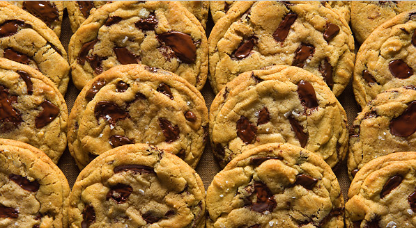 "Test-Run: The New York Times' ""Best Chocolate Chip Cookie Recipe Eve..."