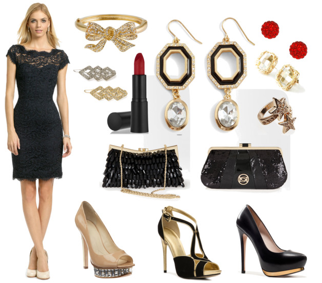 Office Christmas Party: LBD – Ramshackle Glam