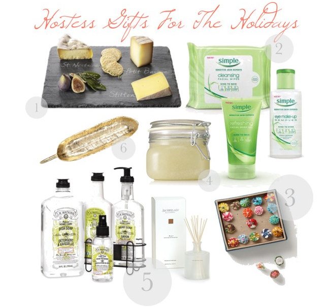 hostess gifts for the holidays ramshackle glam