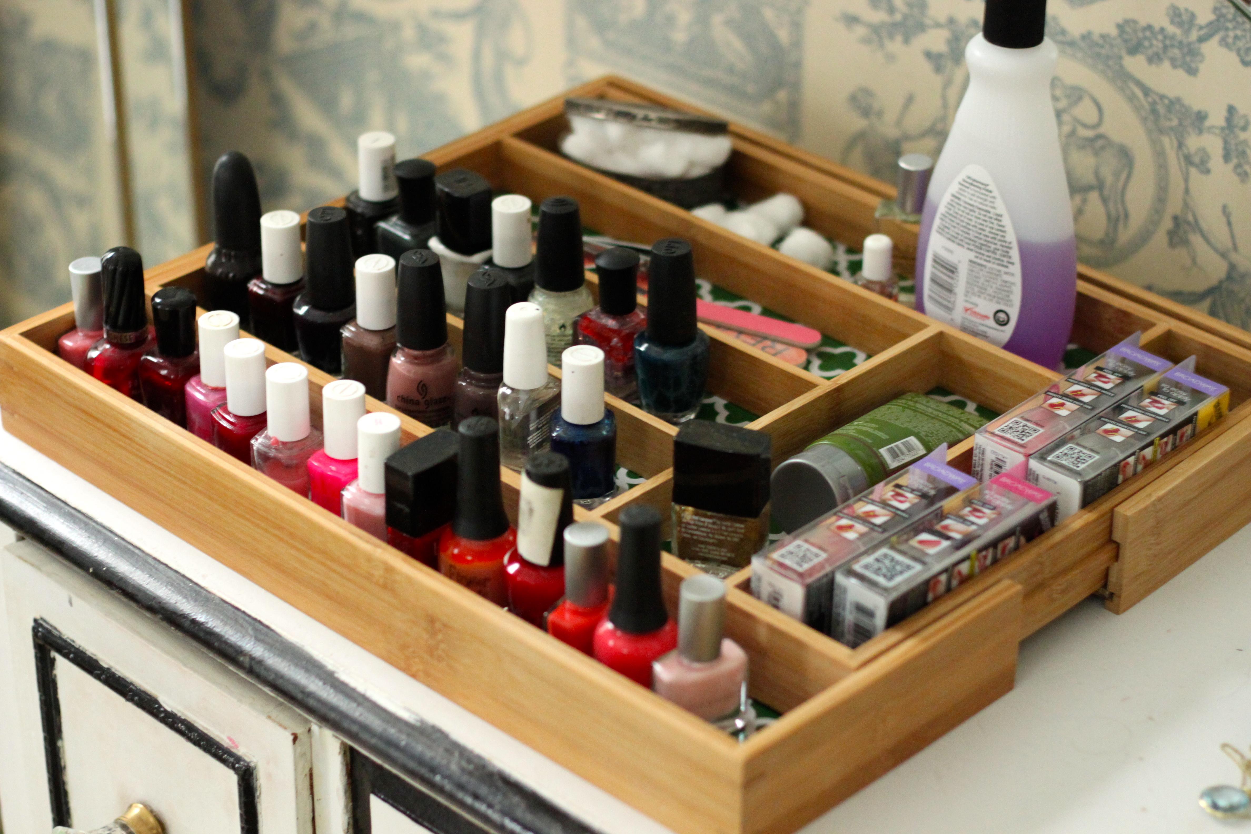 At-home Nail Salon Nail