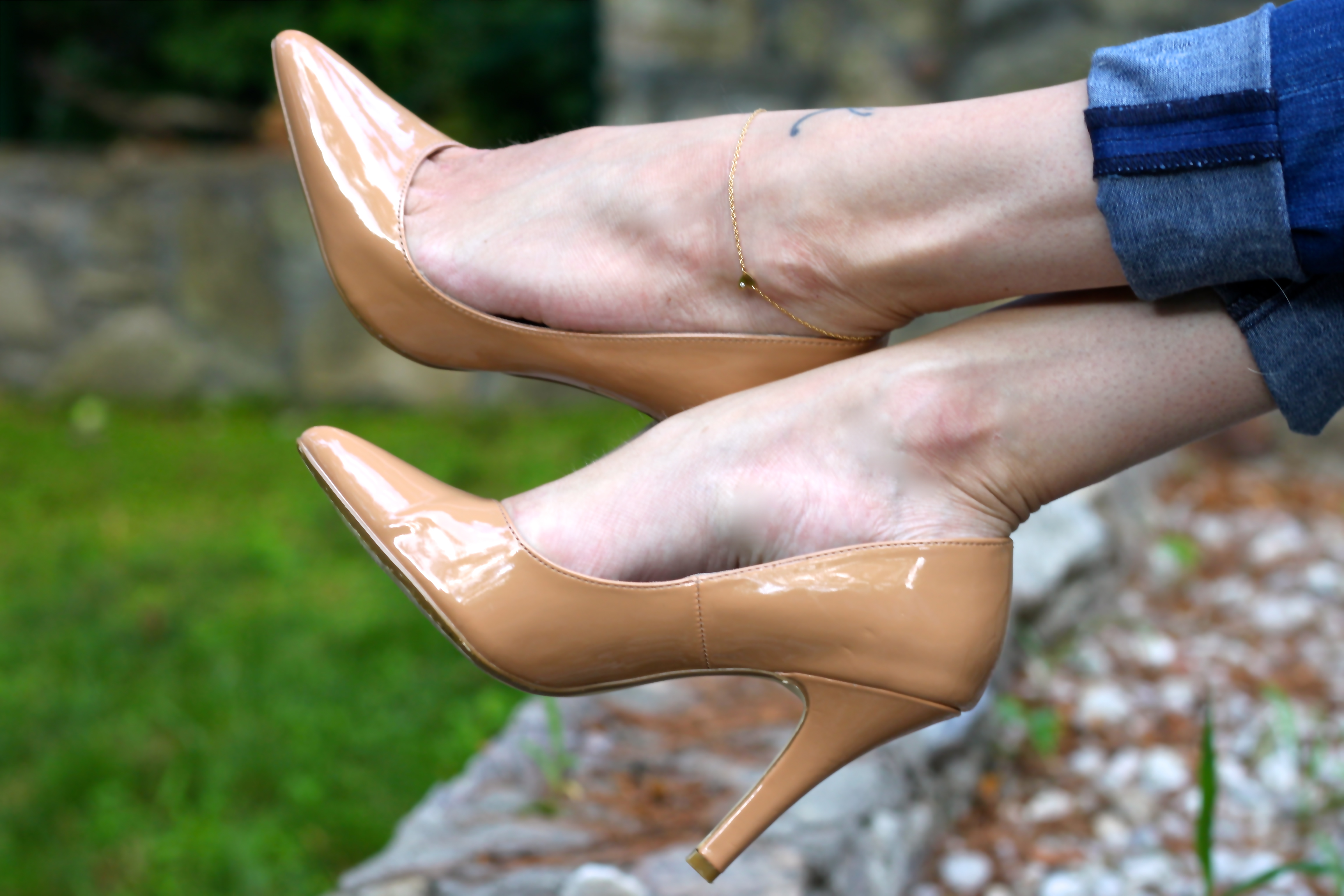 Perfect Nude Heels - Is Heel