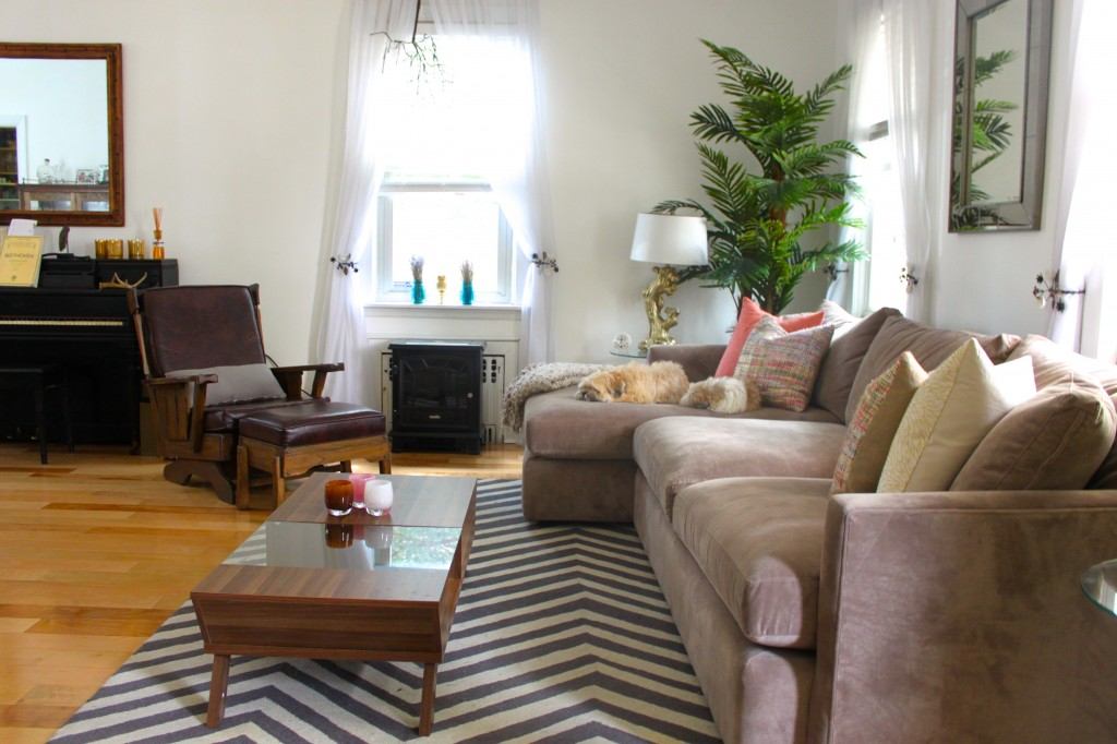 Make A Pre Furnished Apartment Feel Like Your Own